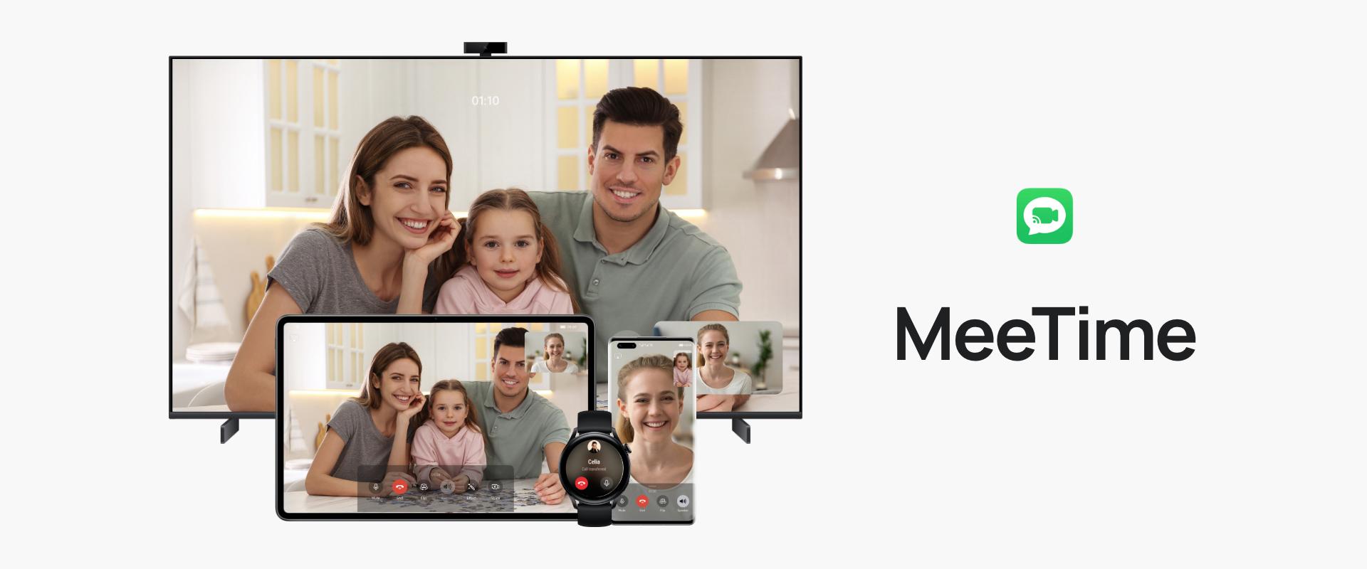 Huawei MeeTime chegou a Portugal