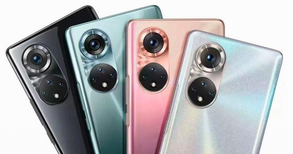 huawei p50 novos smartphones leica