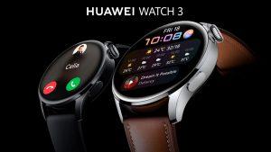 Huawei Watch 3 Series e Huawei FreeBuds 4 já estão à venda em Portugal
