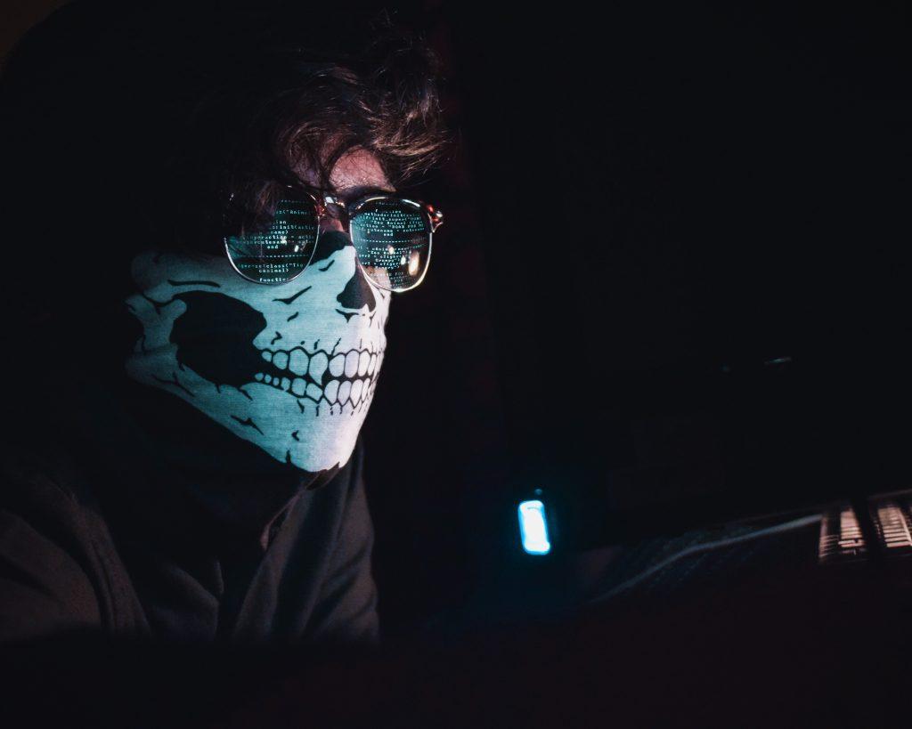 hacker REvil ransomware