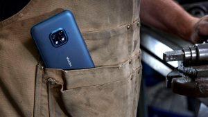 Nokia XR20 - O novo smartphone resistente com 5G e 4 anos de atualizações