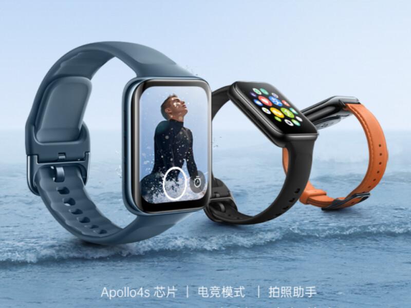 OPPO Watch 2 aparece em novas imagens