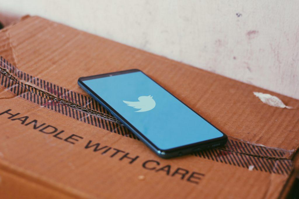 twitter logo fleets rede social