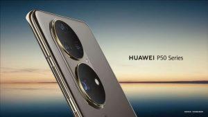 Huawei P50 e P50 Pro foram oficialmente apresentados