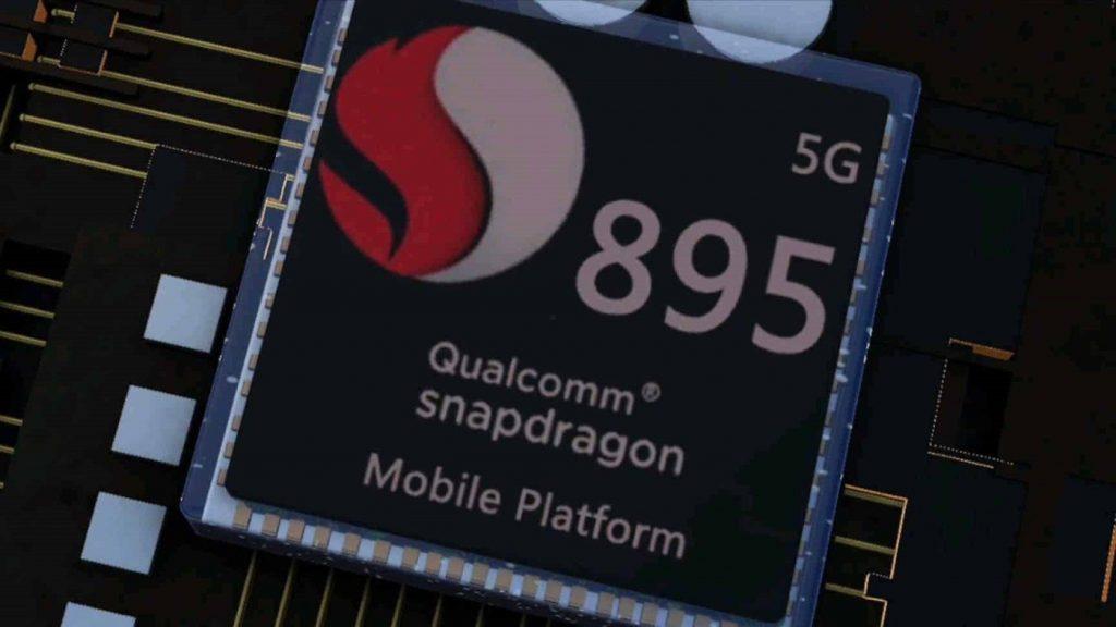 snapdragon 895 5g