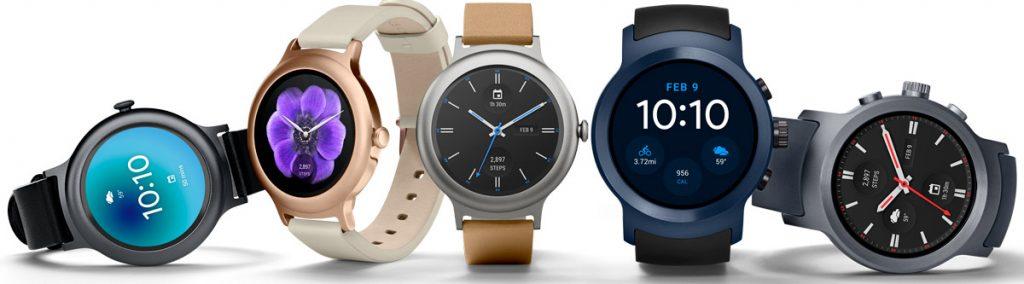 wearos smartwatches