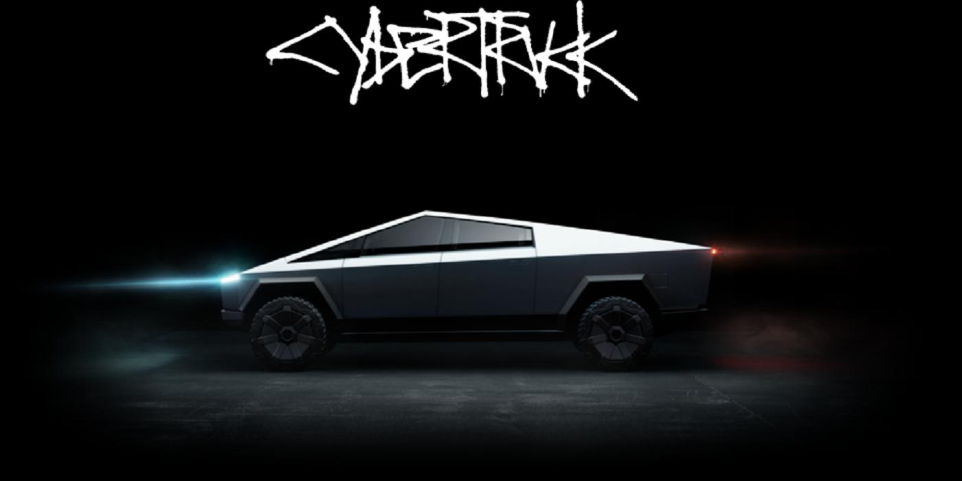Cybertruck da Tesla com a produção atrasada para 2022