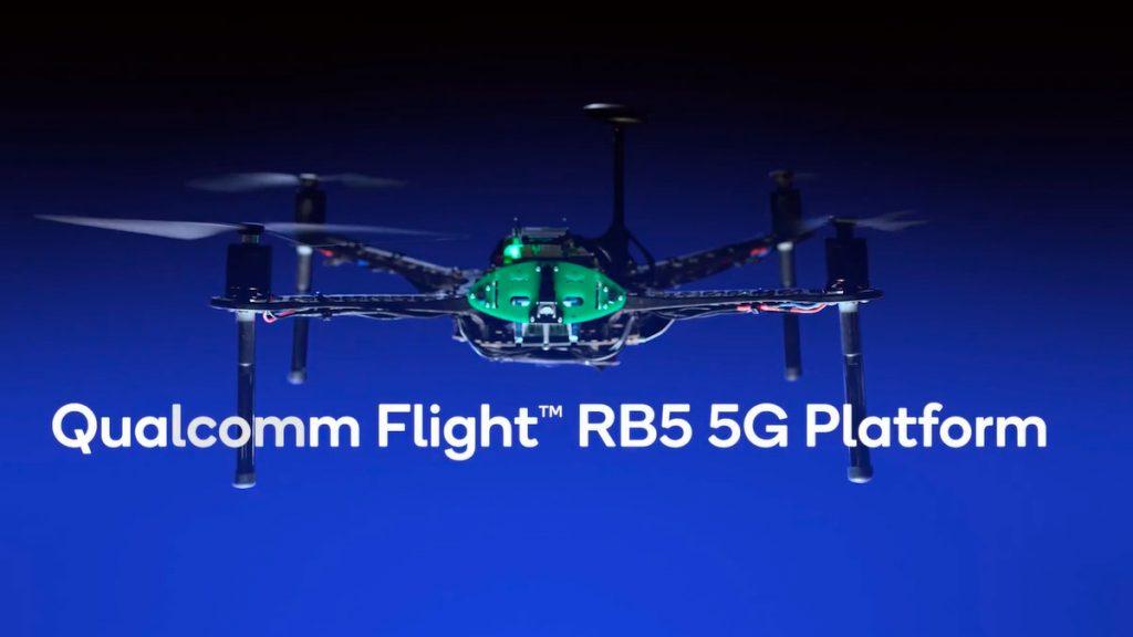 flight rb5 5g qualcomm