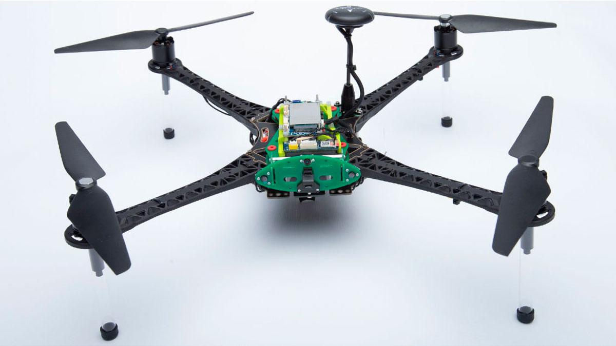 Flight RB5 5G qualcomm processador drone