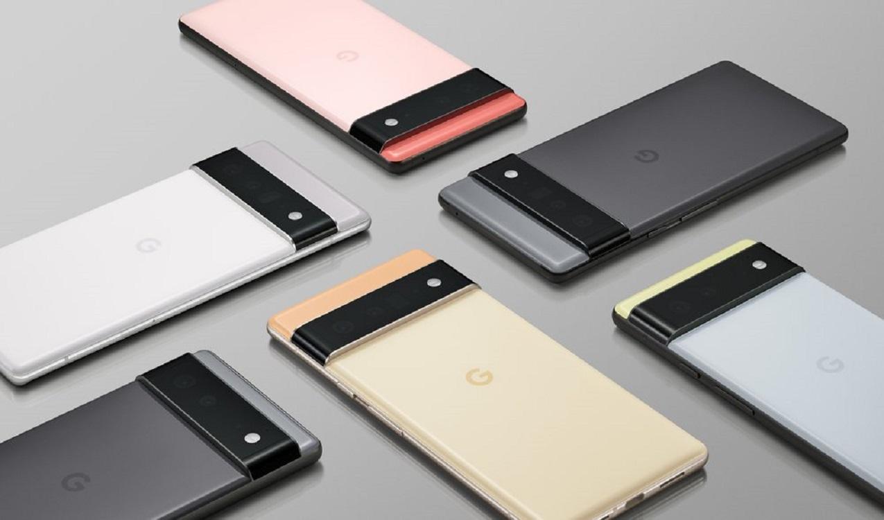 Pixel 6 e Pixel 6 Pro foram revelados pela própria Google