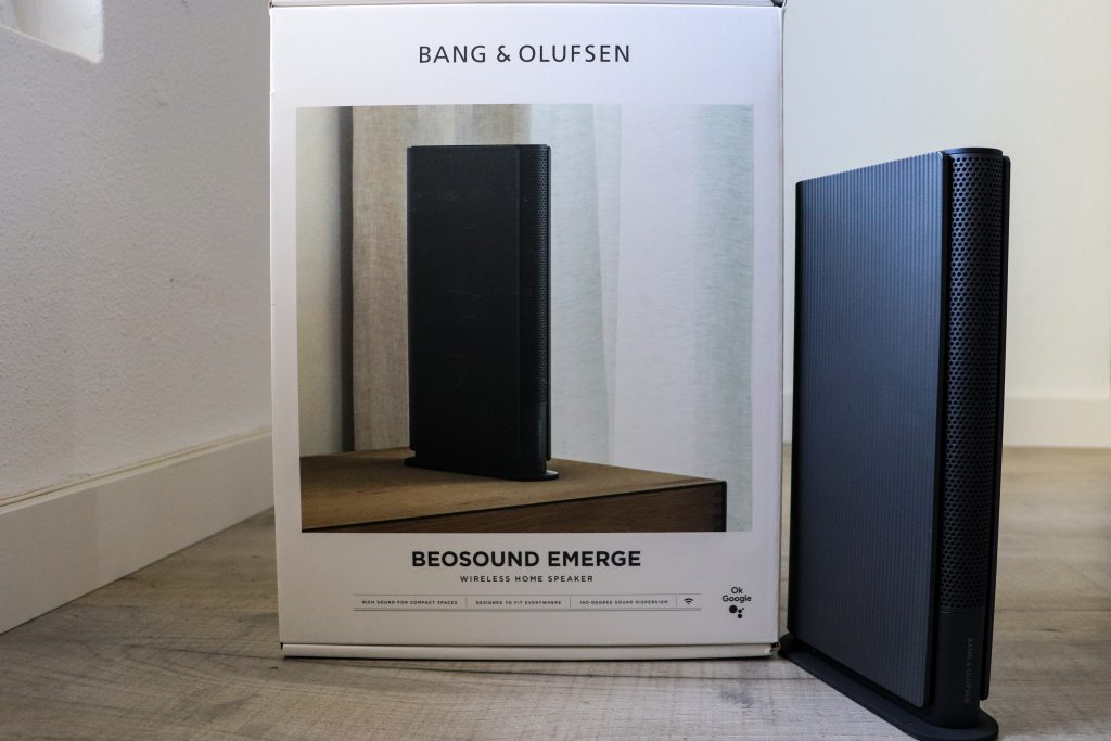 Beosound Emerge