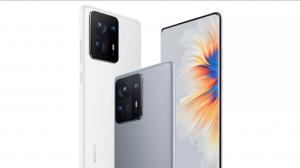 Xiaomi Mi Mix 4 é o primeiro smartphone da marca com a câmara debaixo do ecrã