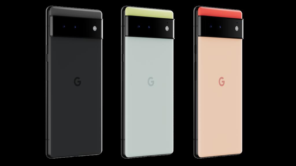 Google Pixel 6 Pixel 6 Pro