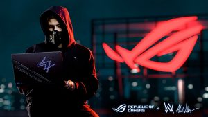 ROG Zephyrus G14 Alan Walker Special Edition - Portátil gaming que harmoniza tecnologia e música