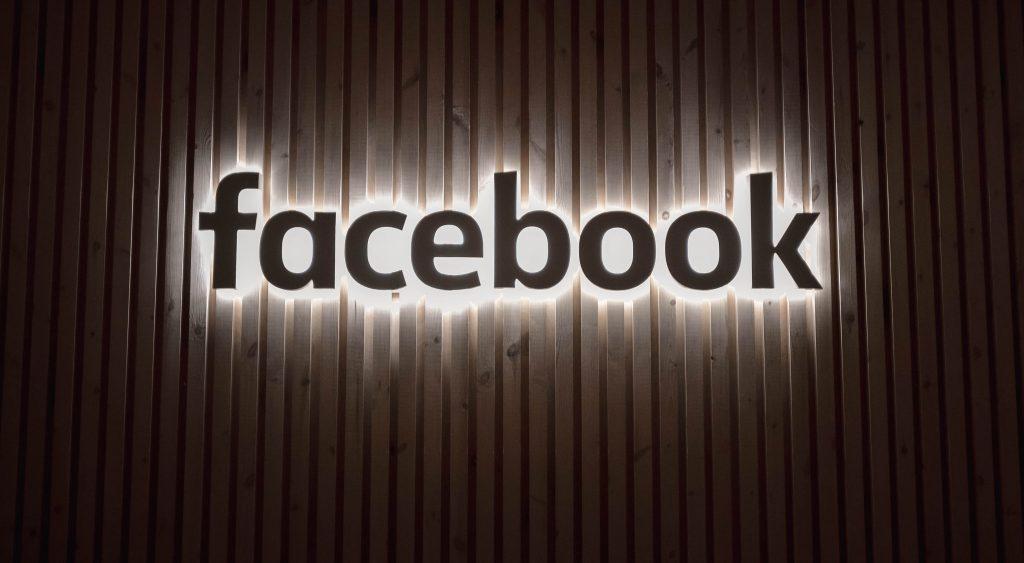 facebook social media logo