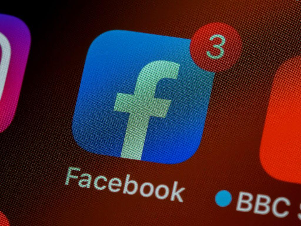 facebook social media logo notificacoes