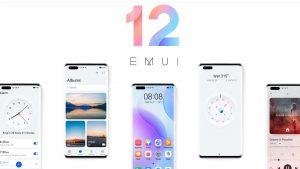 Huawei surpreende ao lançar oficialmente a EMUI 12