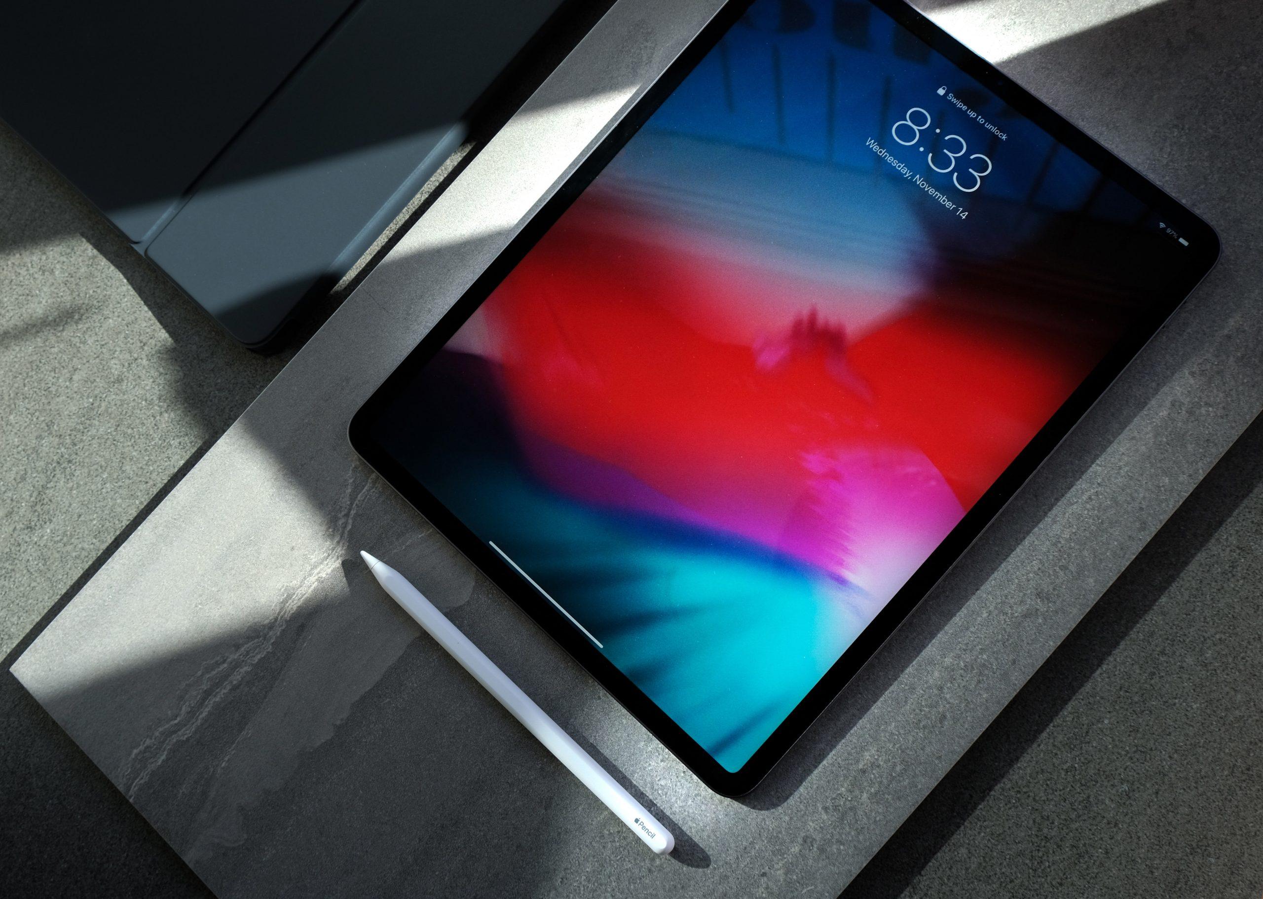 Em 2022, os iPad devem contar com ecrãs OLED da Samsung