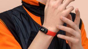 Mi Band 6 NFC poderá ser lançada em breve na Europa