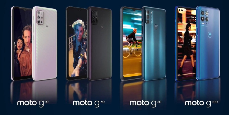 A família Moto G chegou a Portugal