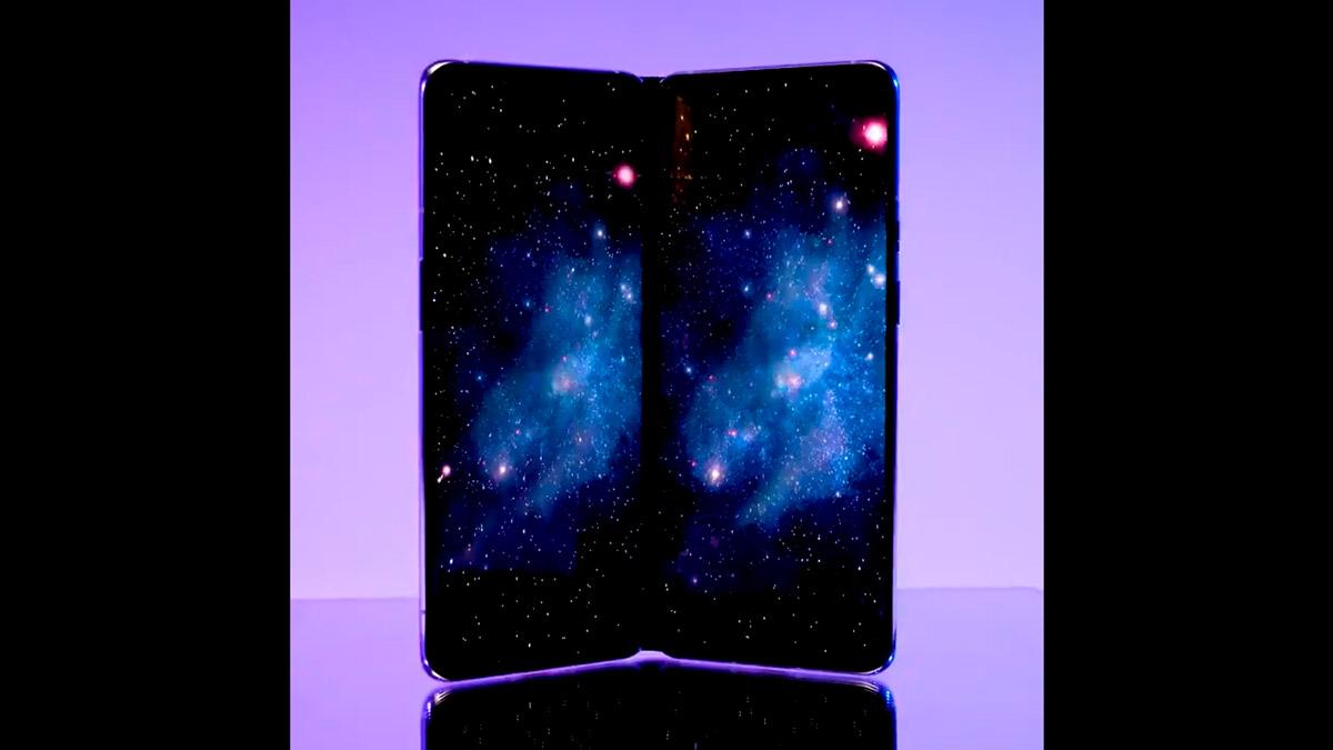 oneplus smartphone dobravel