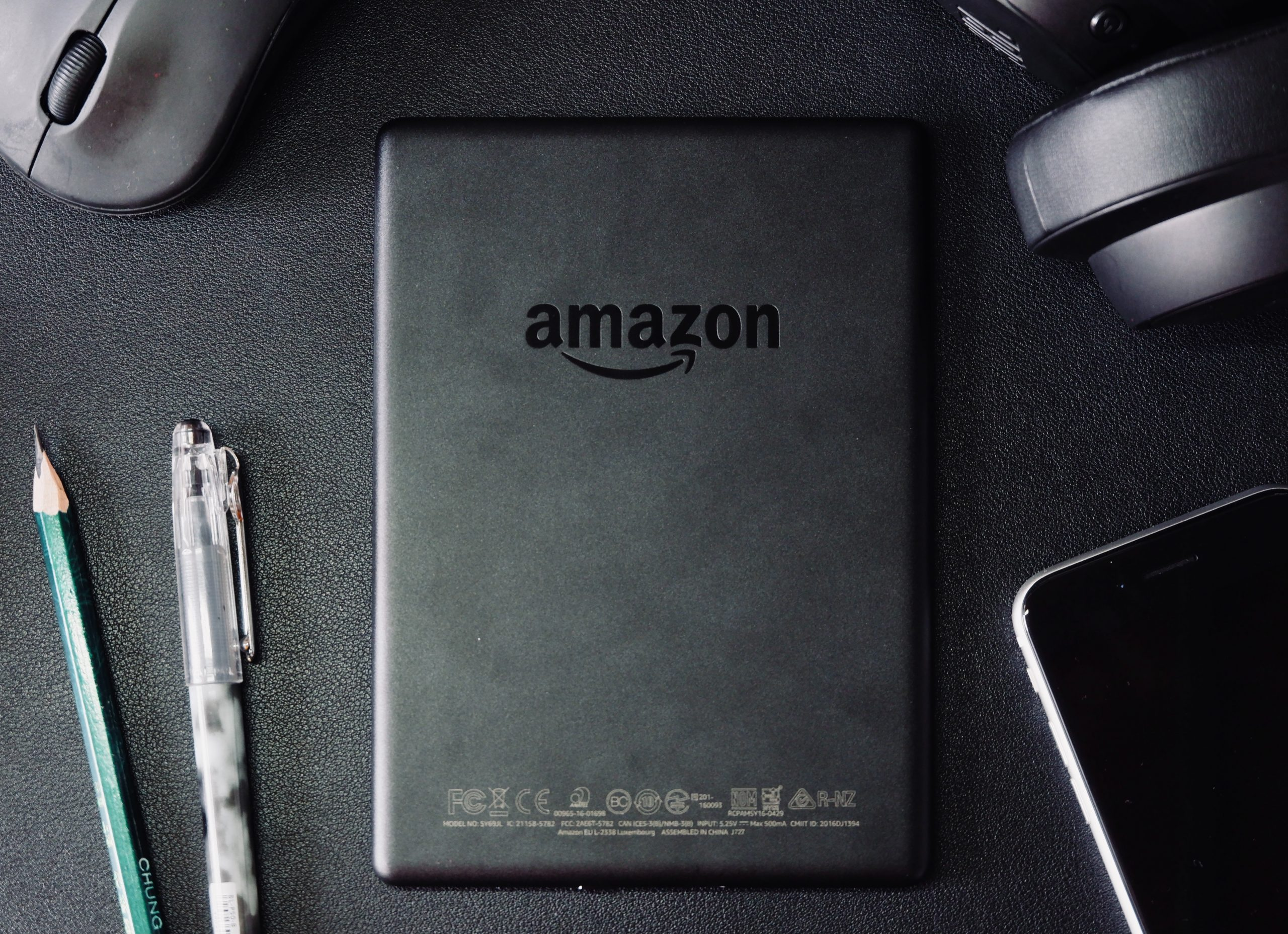 Amazon Kindle esteve vulnerável a controlo malicioso e roubo de informação