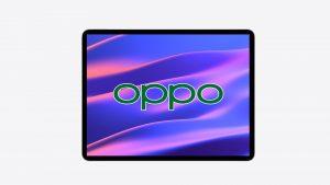 OPPO irá lançar o ColorOS for Pad, a sua interface desenhada para tablets