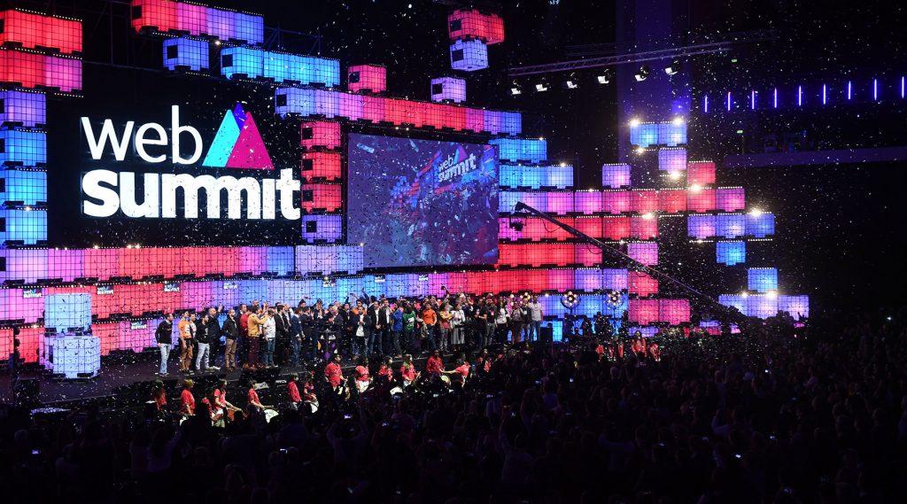 web summit lisboa portugal