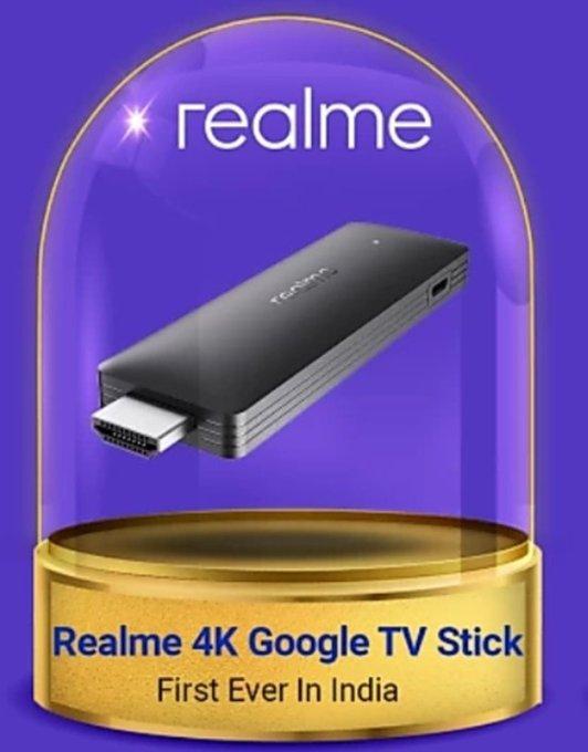 realme tv stick 4k