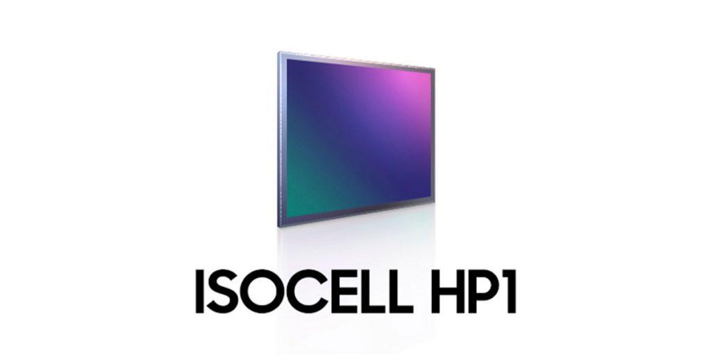 ISOCELL HP1 200MP camera sensor