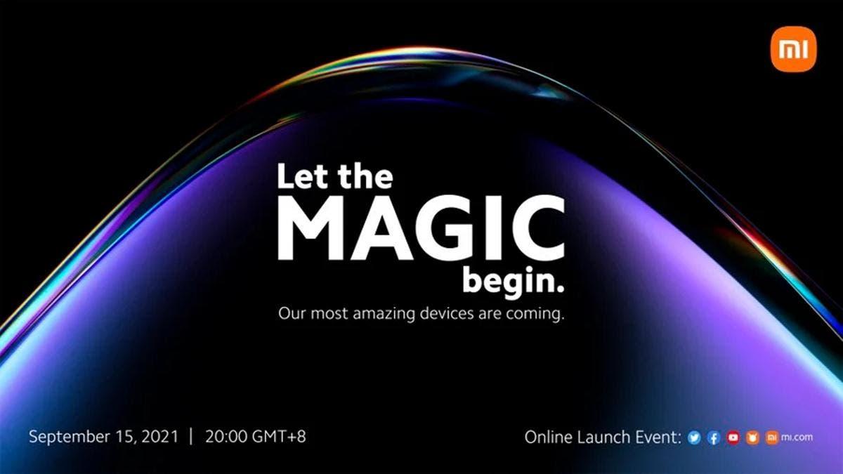 Xiaomi Mi 11T Pro apresentacao