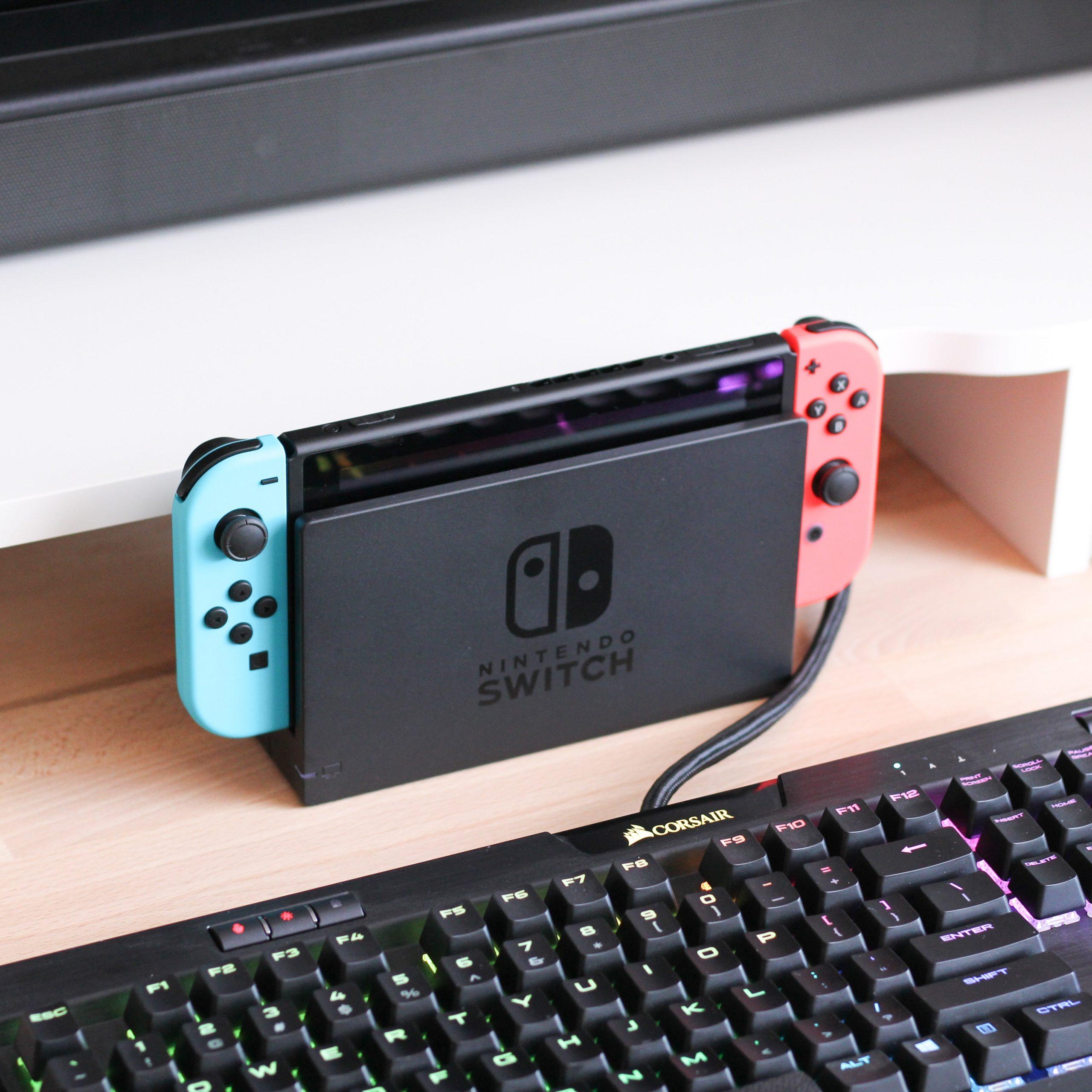 Nintendo Switch ganha funcionalidade de áudio via Bluetooth