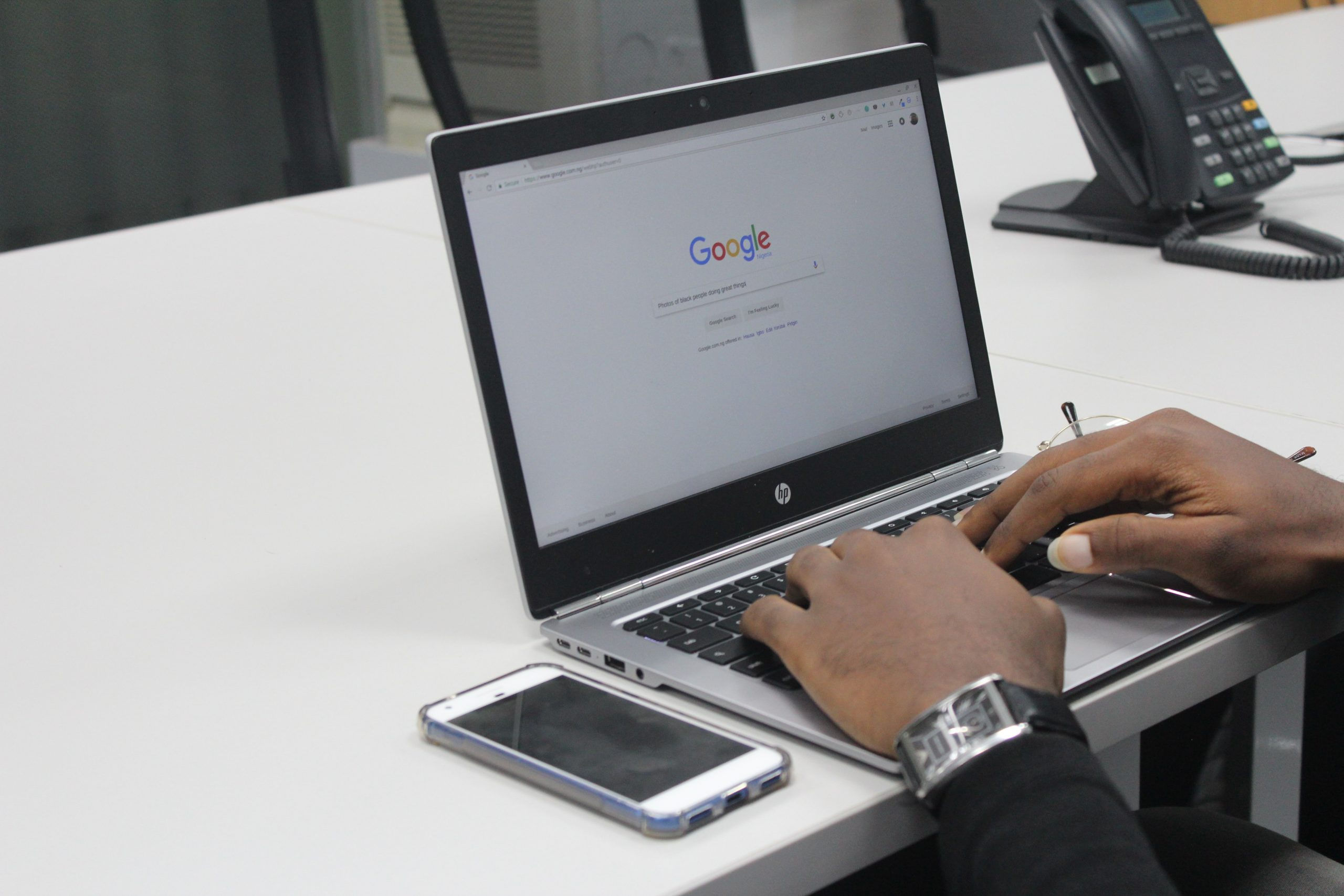 Google explica como os portugueses utilizam os motores de busca