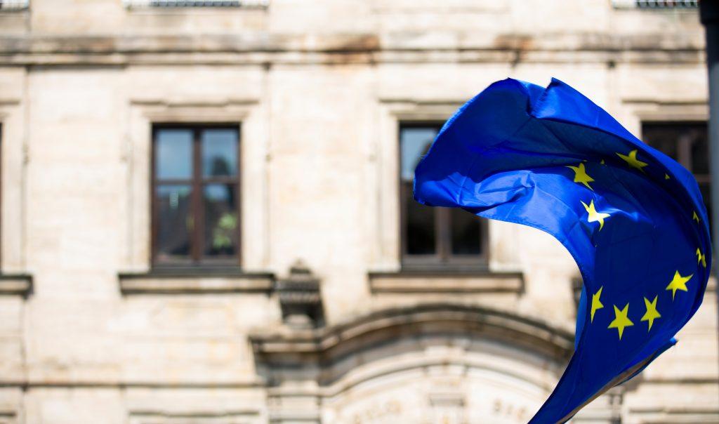 Uniao Europeia Bandeira Europa