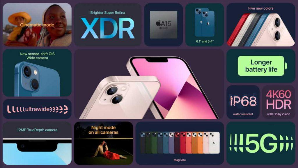 Apple iPhone 13 Keynote