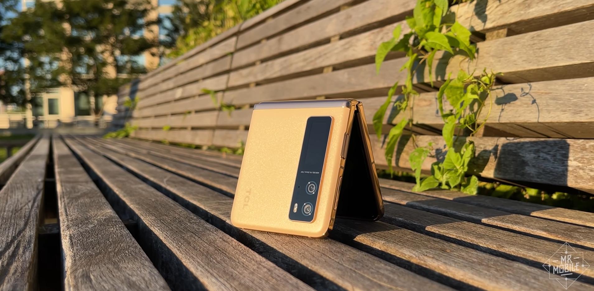 tcl smartphone dobravel foldable