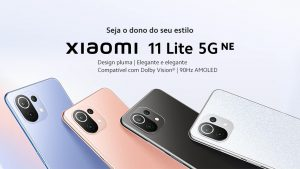Xiaomi Mi 11 Lite 5G NE - Uma nova aposta de peso para a gama média
