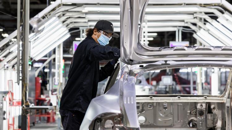 Giga factory tesla germany elon musk