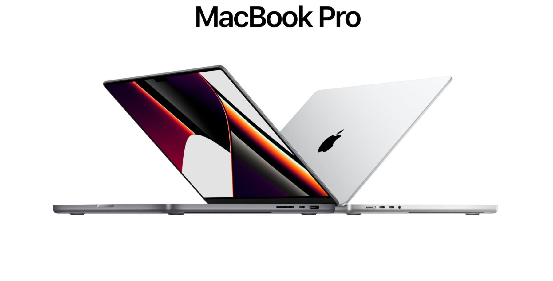 Apple apresenta novos MacBook Pro com notch e processadores M1 pro e M1 Max