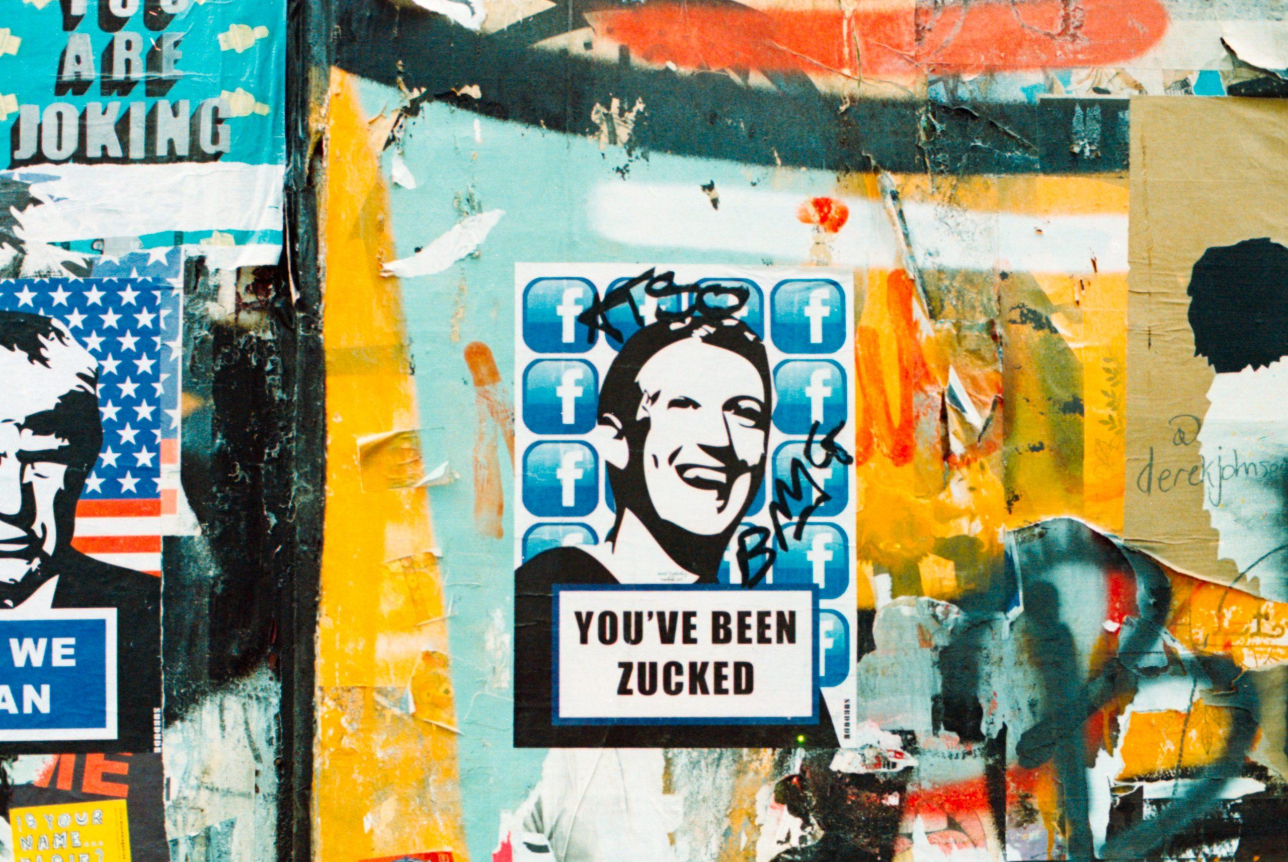 mark zuckerberg facebook redes sociais